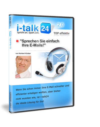 Software-DVD i-talk24